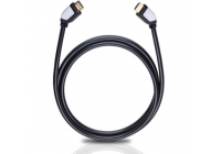 HDMI кабель Oehlbach Shape Magic 120 High-Speed with Ethernet, 4K, 3D, ARC (1,2 m) (42460)