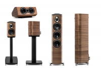 Комплект акустики 5.0 SONUS FABER Sonetto III + Sonetto I + Sonetto Center I Wood