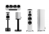 Комплект акустики 5.0 SONUS FABER Sonetto V + Sonetto II + Sonetto Center II White