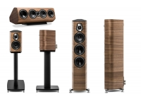 Комплект акустики 5.0 SONUS FABER Sonetto V + Sonetto II + Sonetto Center II Wood